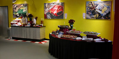 K1 Speed Catering