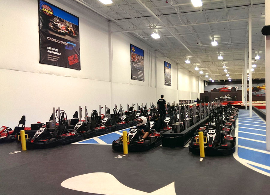 K1 Speed Denver Pits