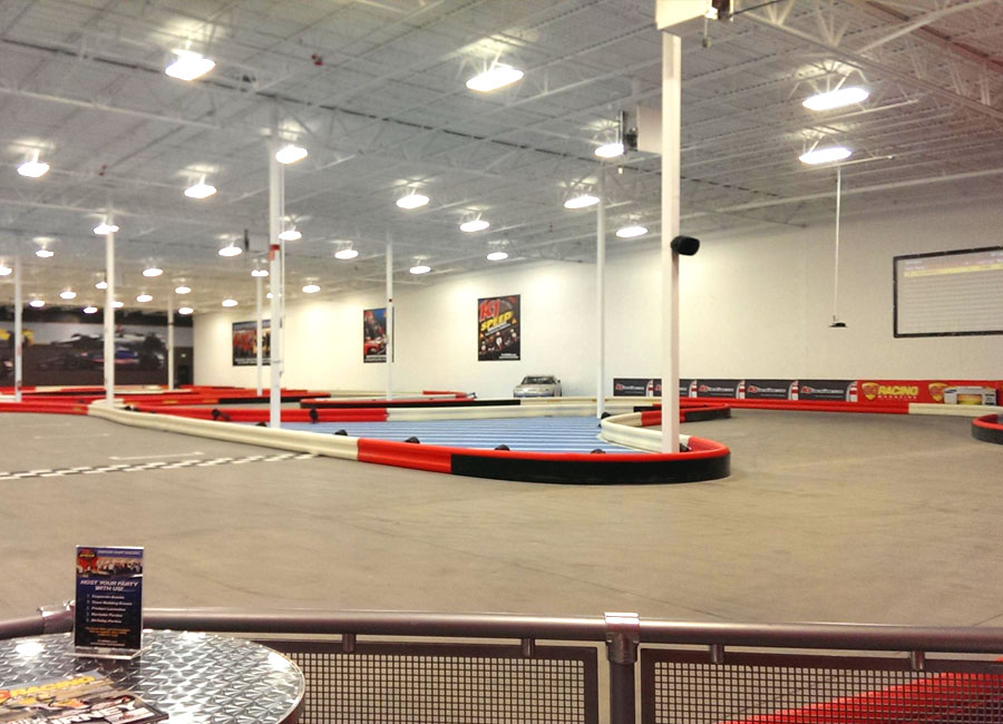 K1 Speed Denver Track