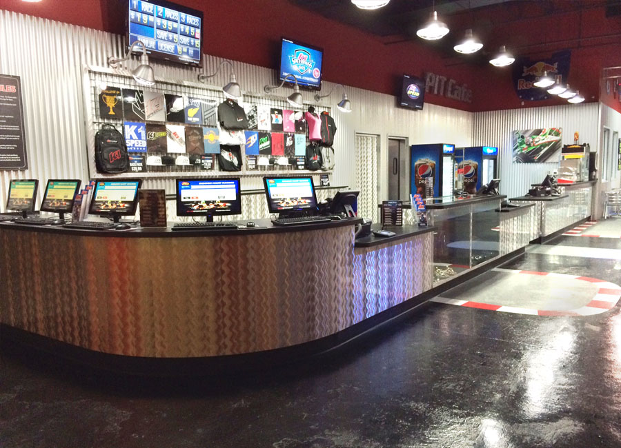K1 Speed Kingston Registration