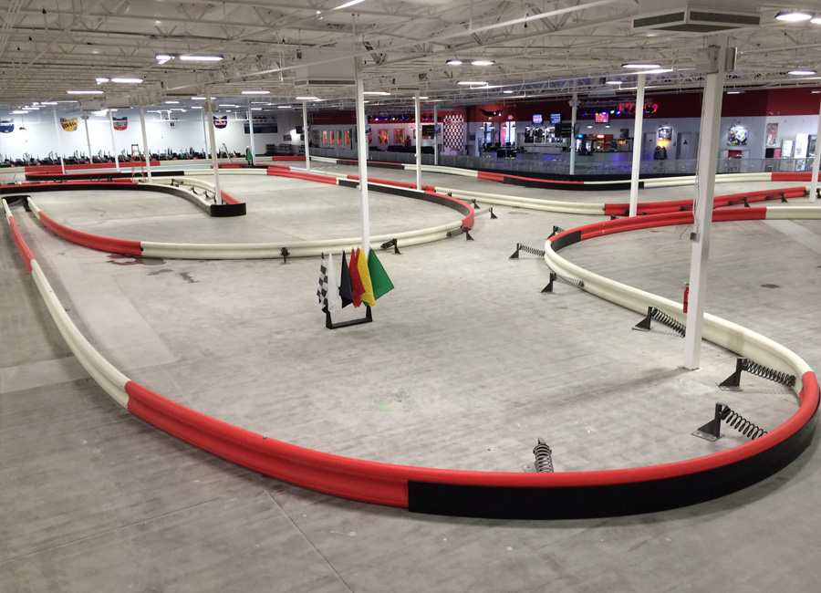 K1 Speed Salt Lake City